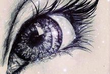 to find some1s soul just loo through their eyes
