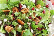 Veggies: Salad