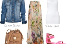 My Style: Summer Outfits / by Noureen Habib