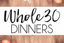 whole 30dinners