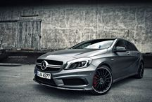 Mercedes / What car do you want to drive?