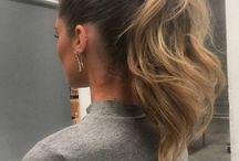 Vlasy Do Chvosta