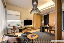 Condo Interior Design / All about condo interior design ideas & concepts.
