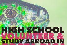 Costa Rica Volunteer & Study Abroad