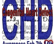 CHD Awareness / Congenital Heart defect Awareness