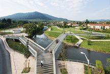 Landscape / urban design