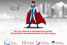 Megatech Trackers - SMM Campaign / All design concepts and creativity with management of social media accounts is managed by Boundless Technologies
