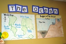 Geography - The Oceans