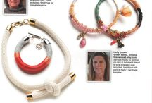Press and Reviews for elle & belle jewelry / My happy place for reviews from my lovely customers and features in magazines. :)