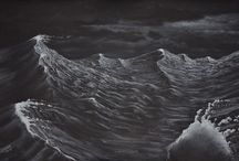 S E A S H O R E  /  A R T / art featuring the seashore