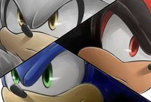 Sonic And Shadow And Silver