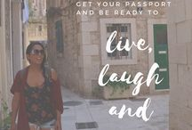 Croatia Travels / Oh the places you'll go. Don't just dream, get your passport ready and visit Croatia!