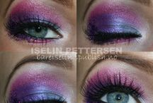 {Be Pretty} Make-Up / by Shannon Oleyar