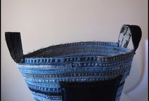 denim makes / by Jane Hogg
