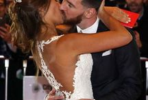 Antonela & Lionel Messi's  Wedding