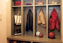 Mudroom/garage