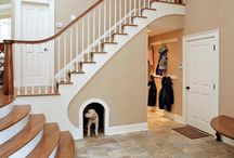 Stair well ideas