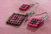 Quilling pendents