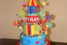 Just cake ideas / by Christal