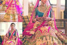 Indian Wedding wear