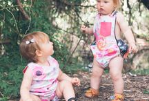 Vintage Garden - Summer 2017 Fashion Story / Floral theme fashion story for all our girly little ladies. Vibrant colours and prints, all floral themed. Perfect for a picnic in the park, barbecue, party or just to look pretty.