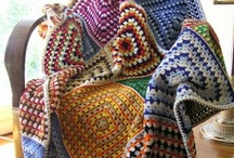 knit and crochet inspiration / by Kitty Speer
