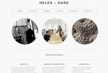 Website Inspiration & Branding