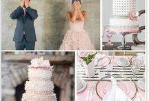 Wedding ideas / Colours