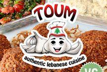 Toum has Vegan Options!!!