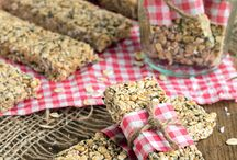 granola/ snack bars