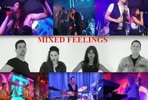 MIXED FEELINGS / Come and meet the band, and see what we're all about!