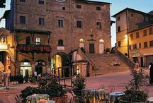Cortona: Surroundings & Panorama!