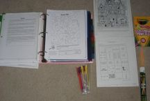 Substitute Teaching Stuff / by Brandi Guarino