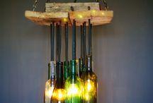 Lampen / Kijk uit: hier zijn oplichters actief!   Op dit bord plaatsen wij foto's van door ons gefabriceerd lampen