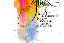 Kalligraphie_Malen_Zahlen_Buchstaben