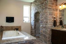 bathroom remodel / by Amanda Carroll