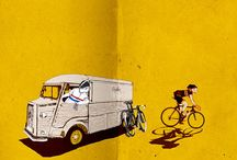 Cycling art / The bicycle as a piece of art / by Jeroen De Keyser