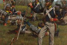 Francouzská pěchota-voltižéři