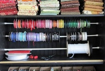craft room inspiration / by Sarah Case