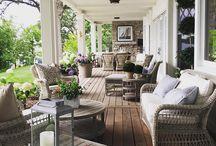 LOW cottage exteriors