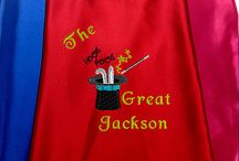 Superhero capes / Superhero capes for kids, ring bearer capes for weddings