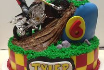 Dirt Bike/ATV Birthday / by J.W. Sanders