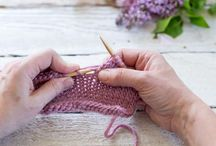 knitting patterns and tricks