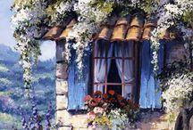 Windows to my soul