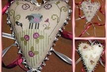 Keresztszemes-cross stitch