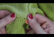 Finisări tricot