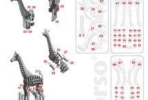 Assemblages 3D puzzles