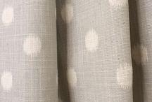 CURTAINS/WINDOW DRESSING