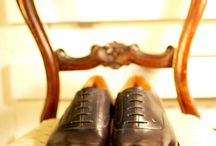 Customer's shoes made by Kenji Hashimoto / Our customer's shoes.