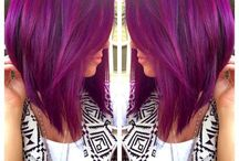My Purple Hair!!! / That's it!!!